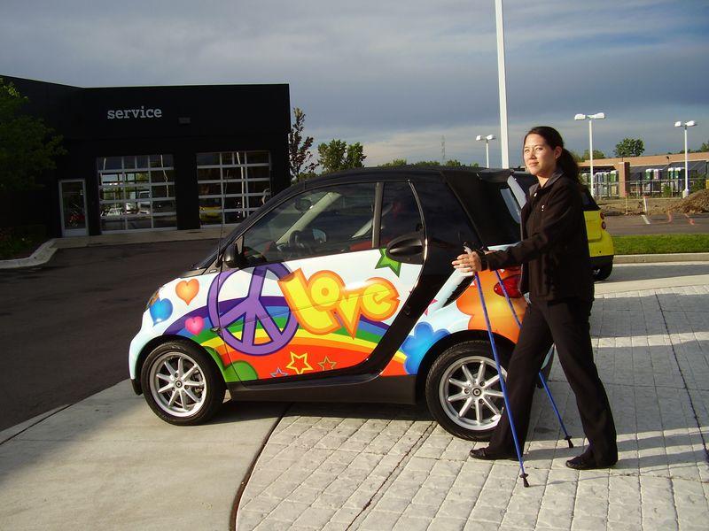 SMART CAR - LOVE